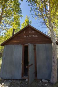 an old abandoned sonny boy mine