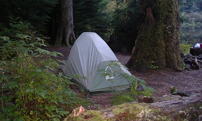 My new tent.
