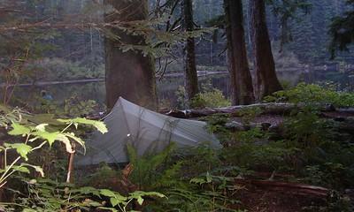 Cute campsite.