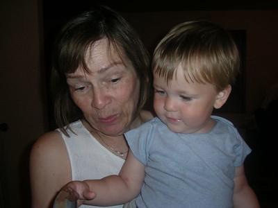 Gran and Lucas.