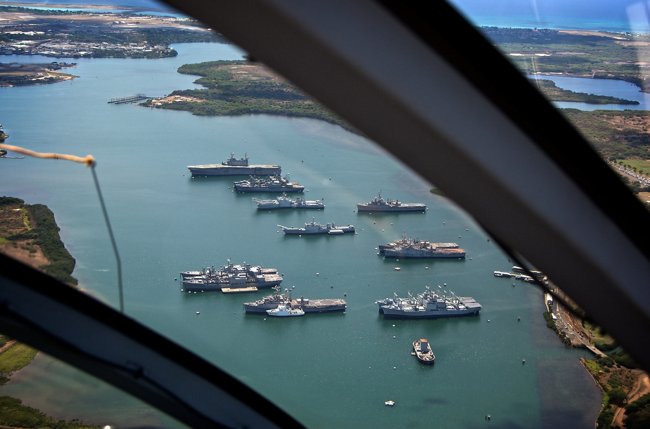 Pearl Harbor's Moth Ball Fleet