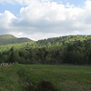 Ames Mountain viewed from Buffalo Road Wentworth NH
