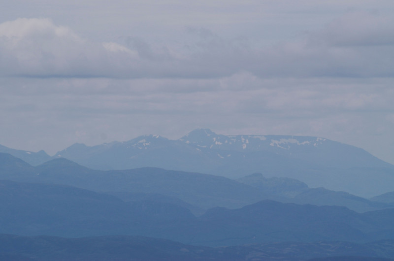 Ben Nevis in the far distance