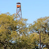 WWII observation tower for planes and submarines (not a fire tower)