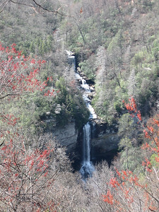Raven Cliff Falls.  No need for any other words...