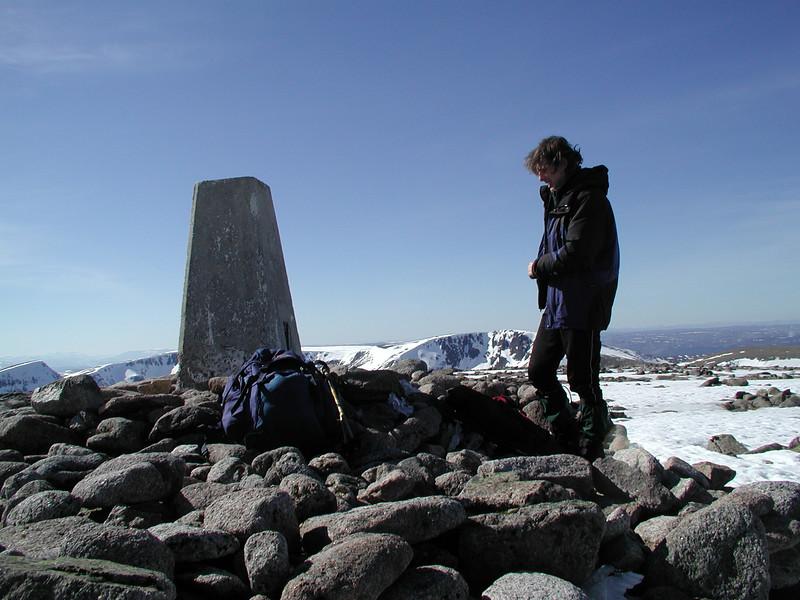 Ben McDui summit