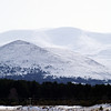 Braeriach from Aviemore