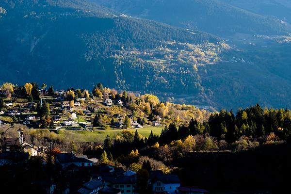 Campo Tencia / Valle Verzasca