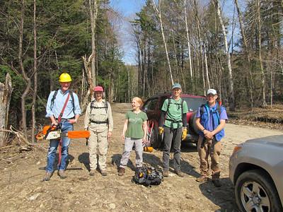 Cardigan Ellwell Trailwork 05072011