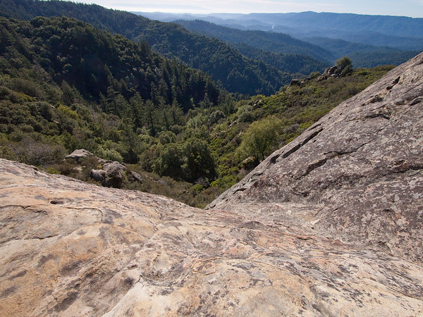 View from Goat Rock