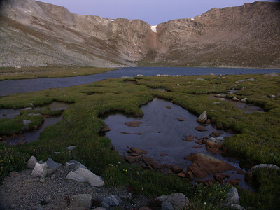 Chief Mtn/Summit Lake Aug '04