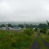 Colny Farm, looking south toward the gunks,