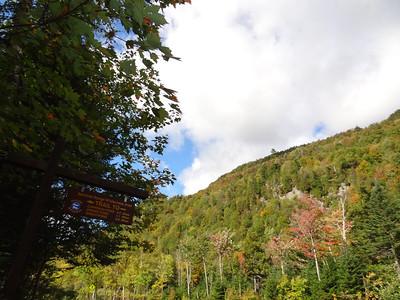 Copperas & Owens Pond     Lake Placid, NY      September 23, 2012