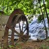 Ivy Creek - Damn at Old Woodward Mill