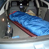 Camping in a Volt