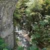 Sing-Sing Brook underneath the Croton Aqueduct.