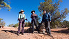 Heading out the Boulder Mail Trail in Grand Staircase Escalante National Monument