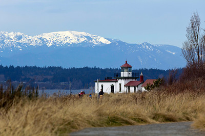 This part of Discovery Park is what was Ft. Lawton in Seattle.