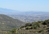 The Temecula Valley, Riverside County to the North.