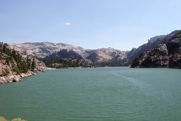 Donna Party, Emigrant Wilderness, Relief Reservoir