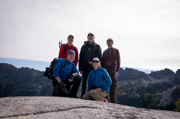 Enchantments Thru-Hike - Sept, 2016
