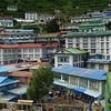 Upper Namche town
