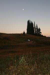 Ohr campsite.