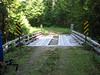 Forest Service bridge over Shattuck Brook