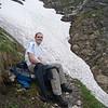 Weg zur Simmshütte Anfang Juni 2013