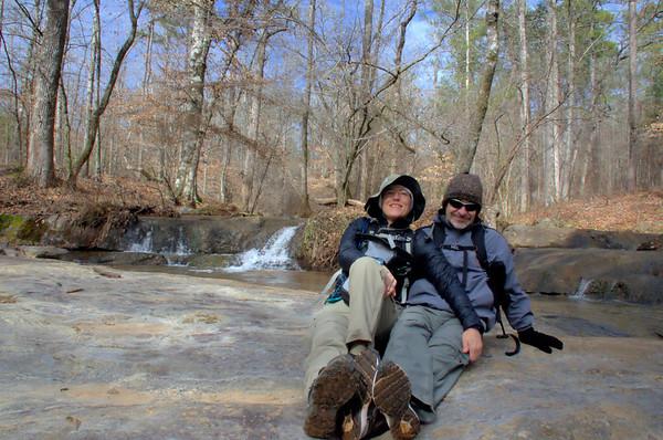 Hard Labor Creek State Park 2/3/18