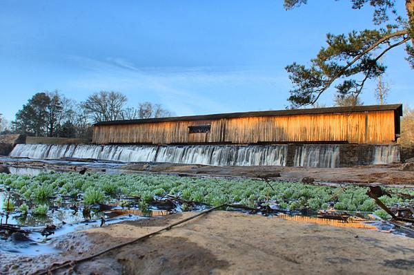 Watson Mill Bridge State Park 1/14/17