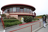 Gift shop at the Golden Gate Bridge.