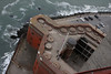 Fort Mason from above.