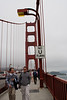 Really, you'd want to do a U-ie in the middle of this narrow span?