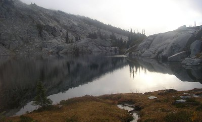 One of the Robin Lakes ~ isn't it gorgeous.