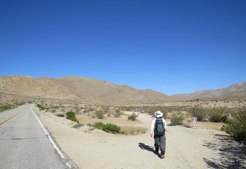 Grapevine Canyon Road