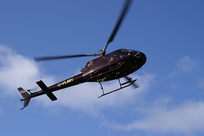Stone drop helicopter 2