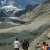 Pasterzen-Gletscher mit Johannisberg im Hintergrund