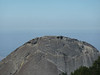 People on top of Moro Rock, taken from several miles away, with full zoom.