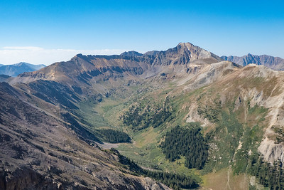 Grizzly Peak, highest 13er in state