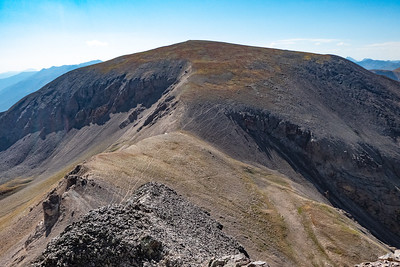 Mountain Boy Peak, another 13er