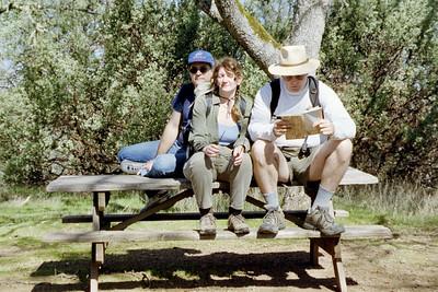 Jim, Linda, Paul