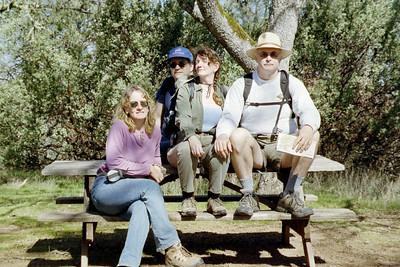 Ellen, Jim, Linda, Paul