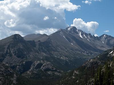 14er Longs Peak
