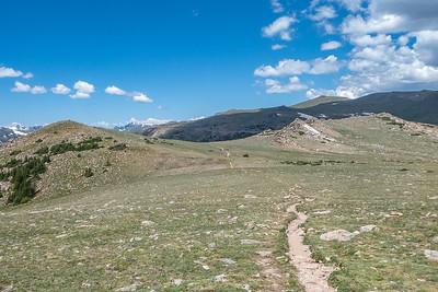 Trail Across the Tundra