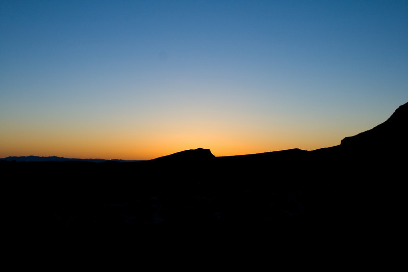 Red Rock Sunrise-1