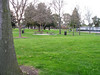 "I'm always looking for broad expanses of grass that we could commandeer for agility trials, and our starting location--through Whisman Park--had lots of grass...but not exactly suitable for agility, unless you wanted to try some EXtreme Agility (think <a href=""http://en.wikipedia.org/wiki/EXtreme_croquet"">EXtreme Croquet</a>)."