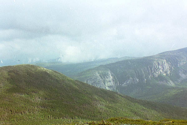 North Brother Mtn, Baxter Park 1997