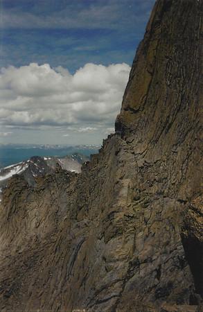 Longs Peak CO (1994)
