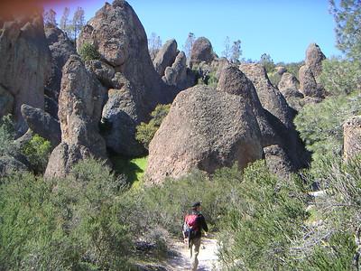 Pinnacles CA (2008)